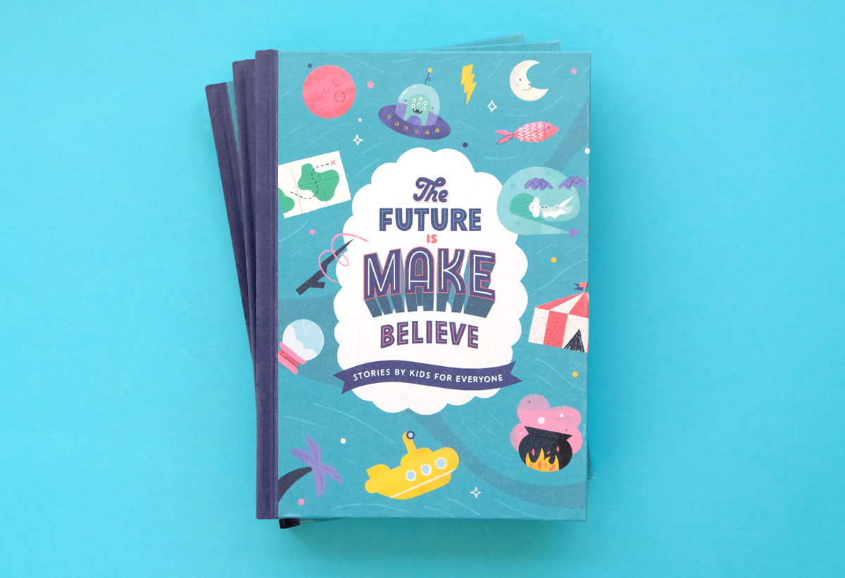 The Future is Make Believe book cover